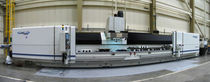high speed 3-axis bed type vertical machining center Xi-Mill series Bertsche