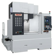 high speed 3-axis CNC vertical machining center 800 x 510 x 510 mm | NV5000 α1A/50 MORI SEIKI