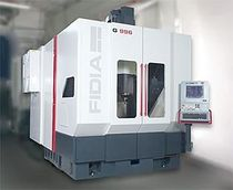 high speed 3-axis CNC vertical machining center 850 x 950 x 600 mm | G996V FIDIA