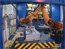 high speed articulated depalletizing robot  Atlas Technologies, Inc.