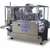 high-speed automatic tube filler and sealer 80 - 400 p/min | MTL-400 Nimaerreti Packaging srl
