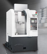 high speed CNC vertical turning center max. ø 650 mm | GV-500 series GOODWAY