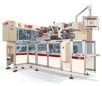 high speed horizontal packaging machine -> 140/min, 150g -> 1500g Altopack S.p.A.