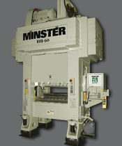 high-speed mechanical blanking press max. 90 t | HB series Minster