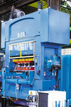 high-speed mechanical blanking press 125 - 400 t | HMX series Aida