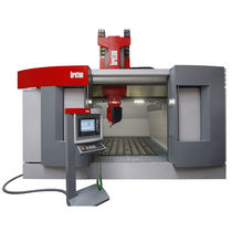 high speed precision 5-axis CNC vertical machining center max. 2 200 x 4 000 x 1 000 mm | MATRIX DYNAMIC Breton