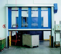 high speed roll-up door max. 4 000 x 4 200 mm | RapidRoll&reg; 355 Albany Assa Abloy
