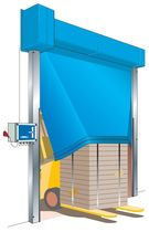 high speed roll-up door max. 6 000 x 6 000 mm | Novospeed Heavy NOVOFERM