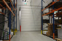 high speed sectional door  5000 x 5000 mm | Speedlift ITW Torsysteme