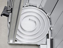 high speed spiral door RTS 4000 PU LABEX