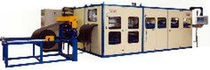 high speed thermoforming machine Speedform series Cannon Group