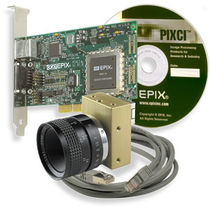 high speed video camera 640 x 480 px, 204 fps | SV642M Epix