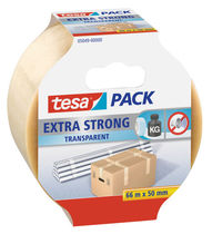 high strength adhesive tape 38 - 50 mm | tesapack® extra strong Tesa
