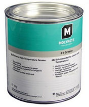 high temperature bearing grease max. 288 &deg;C | MOLYKOTE&reg; 41 Dow Corning