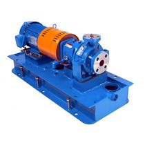 high temperature centrifugal pump 1023 m3/h, 450 psig | HT 3196 i-FRAME  series Goulds Pumps