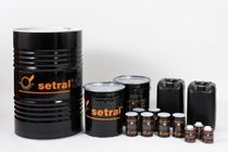 high temperature chain lubrication oil FLUID-setral-SHT 55 S Setral Chemie GmbH