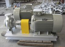 high temperature lubrication centrifugal pump 4.5 - 1 400 m3/h | RY series Shanghai Pacific Pump Manufacture Co.,Ltd