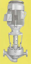 high temperature single-stage vertical pump 1700 m3/h, 595 psig, 343 &deg;C | 3900, 3901 series Goulds Pumps