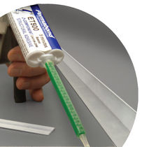 high temperature two-component epoxy adhesive max. 20 - 30 MPa | ET series Permabond