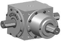 high torque spiral bevel gear reducer 1:1 - 3:1 | HL series TANDLER