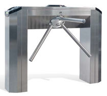 high traffic tripod turnstile Twister Light CAME CANCELLI AUTOMATICI