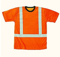 high visibility clothing: T-shirt EN 340, EN 471 | WALKER DELTA PLUS
