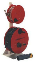 high-voltage cable reel 8100 HIPOTRONICS, Inc.