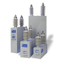 high voltage power capacitor 2.4 - 25 kV GE Digital Energy