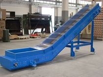 hinged belt conveyor TRAEVO OMT BIELLA