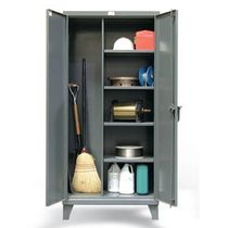 hinged door cabinet  Strong Hold Products