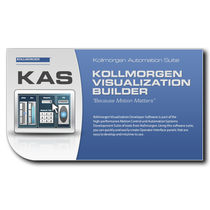 HMI screen design software  Kollmorgen