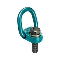 hoist ring: 360° swivel 0.5 - 8 t | FP series J.D.T.