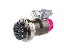 hollow shaft brushless electric servo-gearmotor i= 30:1 - 160:1, max. 647 Nm | LynxDrive series Harmonic Drive AG
