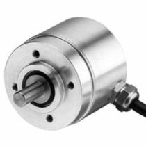 hollow-shaft optical absolute rotary encoder 12 - 17 bit | AC36 HENGSTLER