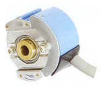 hollow-shaft optical incremental rotary encoder 10 - 10 000 CPR, 100 KHz  Source Engineering Inc.
