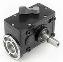 hollow shaft right angle gearbox 40 Nm, 15:1 - 35:1 Fracmo