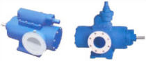 horizontal 3 screw pump max. 400 Cu.M/h, max.  HYDRO PROKAV PUMPS