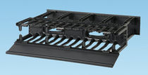 horizontal cable manager NetManager™ series   PANDUIT