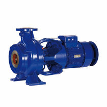 horizontal close coupled centrifugal pump max. 330 m³/h, max. 100 m | KWP-Bloc KSB