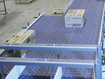horizontal conveyor diverter  Nercon