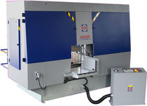 horizontal dual column automatic band saw for metal 5 800 mm, 20 - 100 m/min. | DC 550 CICLOMATIC CN THOMAS