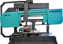 horizontal dual column automatic band saw for metal 750 × 500 mm | KBS 761 DG KALTENBACH