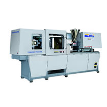 horizontal electric injection molding machine max. 287 MPa | EC-S series Toshiba Machine