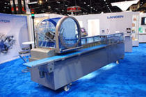 horizontal hand load cartoner (semi-automatic) max. 90 p/min | AIR™ Langenpac