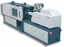 horizontal hydraulic injection molding machine Effort Series L.K. MACHINERY