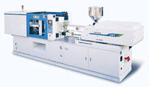 horizontal hydraulic injection molding machine PT-U Series  L.K. MACHINERY