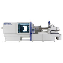 horizontal hydraulic injection molding machine with toggle joints 160 - 450 t | TM Xpress series Wittmann Battenfeld