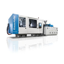 horizontal hydraulic injection molding machine 400 - 650 t | GX series Krauss-Maffei Injection Moulding Technology
