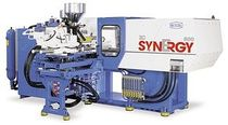 horizontal hydraulic injection molding machine, clamping force: 600 - 5000 kN | SynErgy 2C NETSTAL