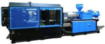 horizontal hydraulic injection molding machine, clamping force: 150 - 2 400 t | Stork-N Stork